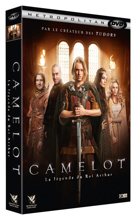 Jaquette DVD Camelot