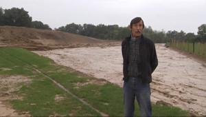 Le 13 heures du 16 octobre 2014 : Un agriculteur indign�ar son expropriation - 65.38