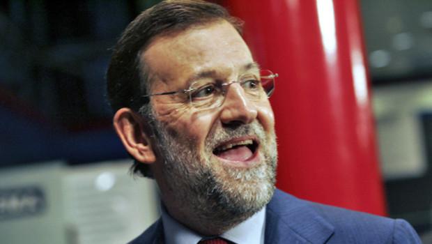 Mariano Rajoy, le 14/11/11
