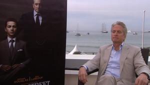 Michael Douglas - Cannes 2010 Wall Street l'argent ne dort jamais