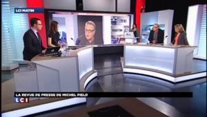 Revue de presse de Michel Field : Concurrence au sein de Bercy