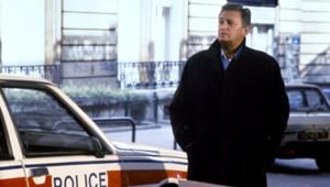 Roger Hanin dans la série Navarro