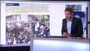 Turquie : un proche conseiller du Premier ministre tabasse un manifestant