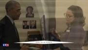 Coach en NBA, jean taille haute... comment Obama se voit à la retraite ?