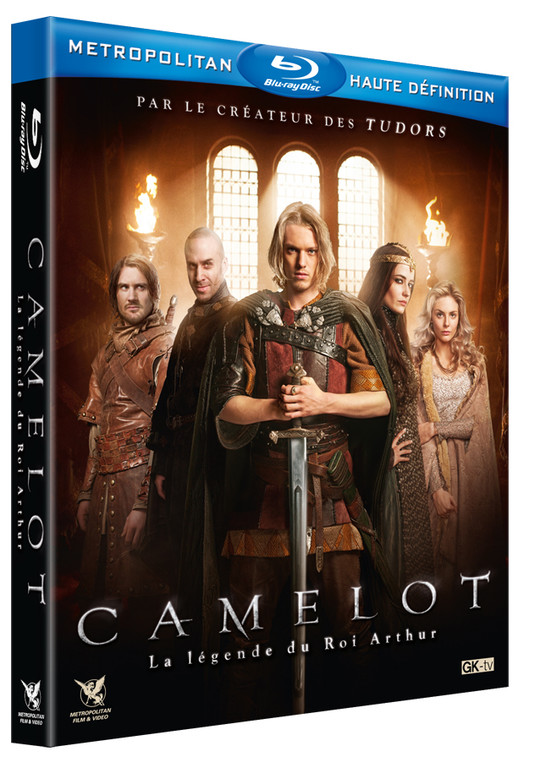 Jaquette Blu-ray Camelot
