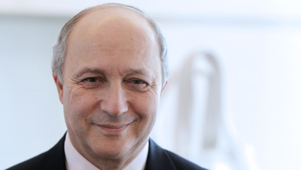 Laurent Fabius, laurat 2011. 