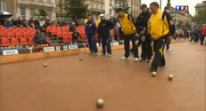 Le 13 heures du 20 mai 2013 : Lyon &amp;#039;heure de la boule lyonnaise - 1417.637