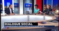 """Loi sur le dialogue social : """"Les TPE sont les grandes perdantes de ce texte"""""""