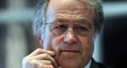 Louis Noguès durant une conférence de presse en février 2014