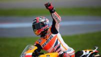 Marc Marquez (Honda) vainqueur du MotoGP Silverstone le 31 août 2014