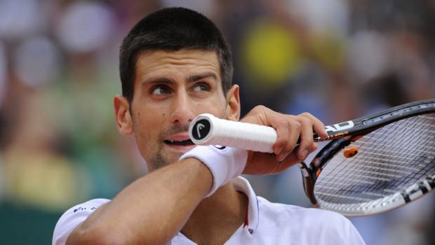 Novak Djokovic, le tennisman serbe