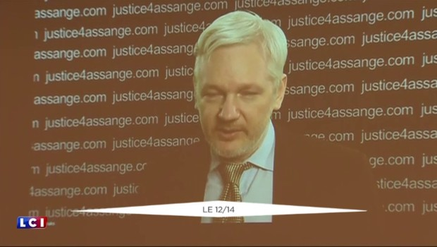 """ONU : pour Assange, les propos de Cameron """"en dessous de ce qu'un Premier ministre devrait exprimer"""""""