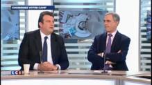 """Rixes à Calais : """"Aucune loi n'arrêtera"""" l'immigration, dit Thierry Solère"""