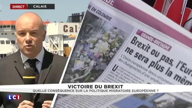 Victoire du Brexit : vers une ouverture de la frontière aux migrants bloqués à Calais ?