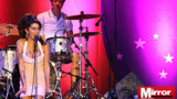 Amy Winehouse de retour en concert