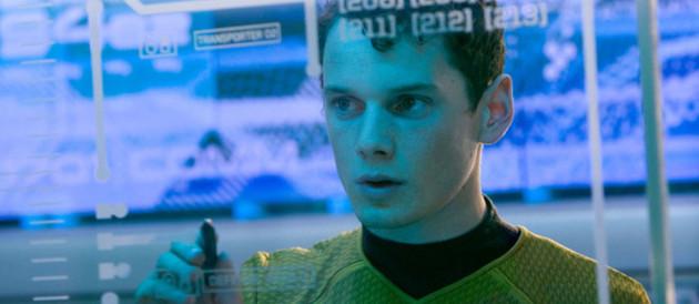 Anton Yelchin dans Star Trek