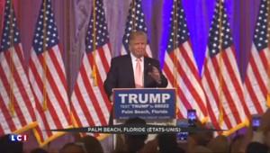Élection US : Trump culmine, Rubio abandonne