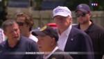 Elections US : Donald Trump attaque Hillary Clinton sur tous les fronts