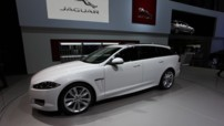 Jaguar XF au Salon de Genve 2012