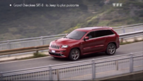 Jeep Grand Cherokee SRT-8 essai Automoto