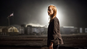 Jessica Chastain dans le film Zero Dark Thirty de Kathryn Bigelow
