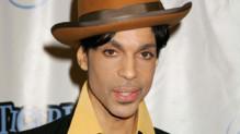 Le chanteur Prince en 2004 à Las Vegas