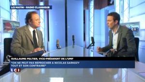 """UMP : l'élection de Sarkozy, """"la promesse de l'aube"""" selon Peltier"""