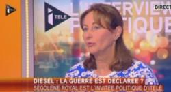 Bonus écologique : Ségolène Royal (09/10)