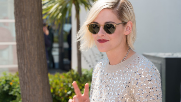 "Kirsten Stewart présentait ce mardi ""Personal Shopper"" d'Olivier Assayas à Cannes."