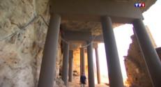Le 13 heures du 5 juillet 2015 : La Roque-Gageac, un chantier qui défie la gravité - 799