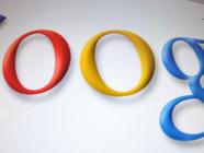Logo google, google store