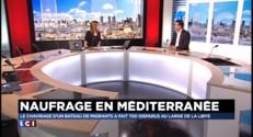 """Naufrage en Méditerranée : """"Plus de 8000 personnes ont été secourues ces dernières semaines"""""""
