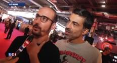 Paris Games Week 2014 - Balade avec Rim'K, Kyo, Yachvili, Cartman et Miko