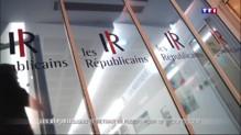 Régionales : Bureau Politique tendu chez Les Républicains logo droite primaire