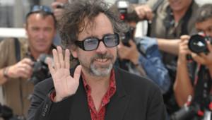 Tim Burton Festival de Cannes 2010