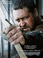 Affiche préventive du film Robin des Bois