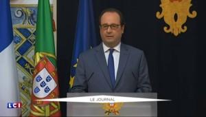 Attentat de Nice : Hollande prêt à prolonger jusqu'à six mois l'état d'urgence