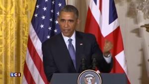 Attentats : Barack Obama plaide pour un rapprochement entre Français