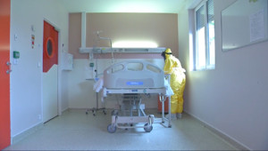 Ebola France hôpital