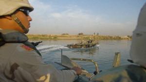 irak soldats américains patrouille tigre