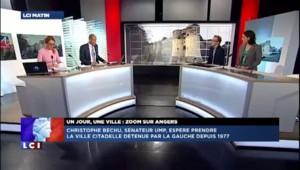 La campagne municipale d'Angers bat son plein sur internet