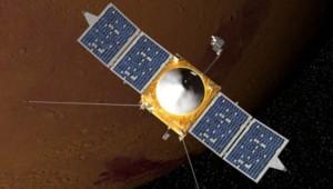 La sonde Maven est équipée pour étudier l'atmosphère de Mars.