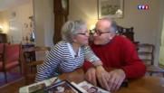 Liliane et Claude, l'amour fusionnel à travers la Saint-Valentin
