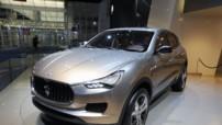 Maserati Kubang Concept 2011