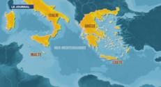 naufrage mediterranée