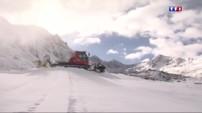Pyrénées : Porté-Puymorens se prépare à la venue des premiers skieurs