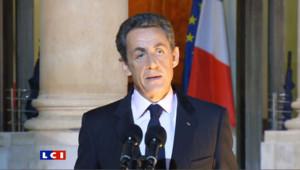 Référendum grec : Sarkozy garde le cap
