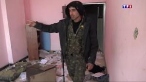 Au coeur d'Ain Issa, la ville fantôme reprise par les Kurdes aux jihadistes