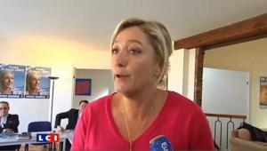 Dans le Nord, Marine Le Pen séduit