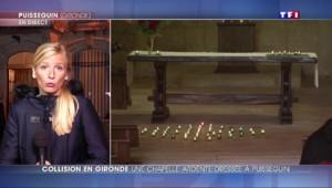 Drame en Gironde : une chapelle ardente installée à Puisseguin pour les familles de victimes